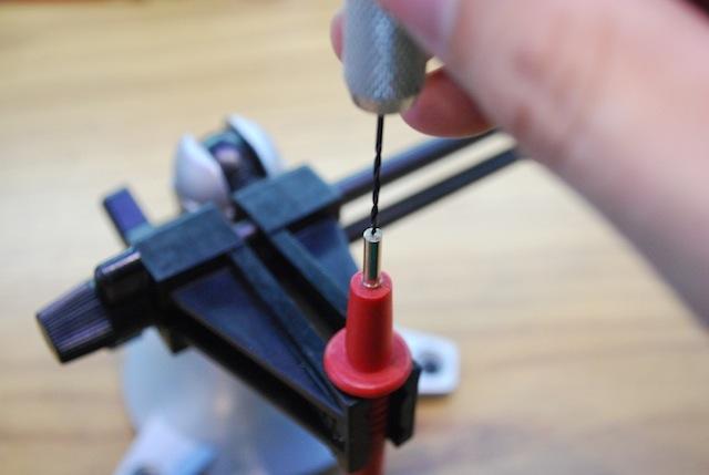 Center drill bit