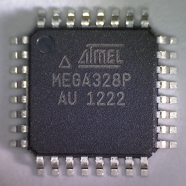 Atmega p au with arduino bootloader the custom geek